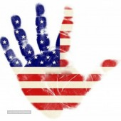 12661205-usa-flag-palm-print-isolated-on-white-background